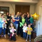 Parent, baby and toddler group in Sherfield Village Hall